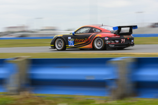 Porsche will be well represented in both of GT classes at Daytona (Credit: Porsche North America)
