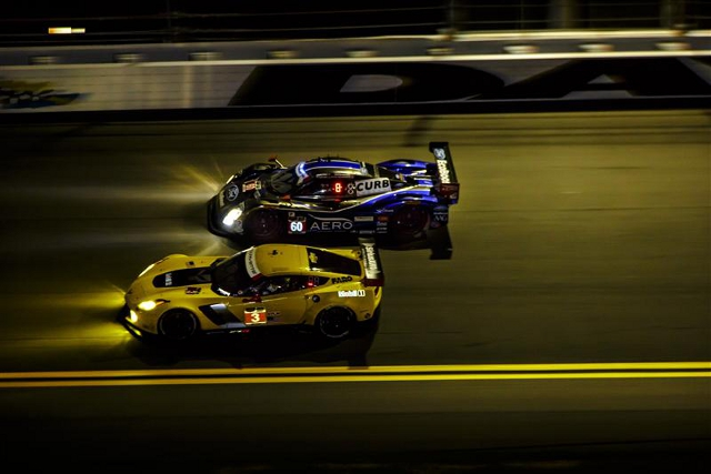 2014 Rolex 24 At Daytona Hour 9 Update The Checkered Flag