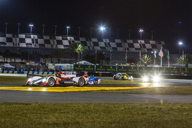 2014 Rolex 24 at Daytona (Credit: Rolex/Tom O'Neal)