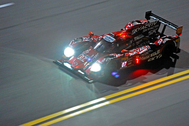 2014 Rolex 24 at Daytona (Courtesy of IMSA)