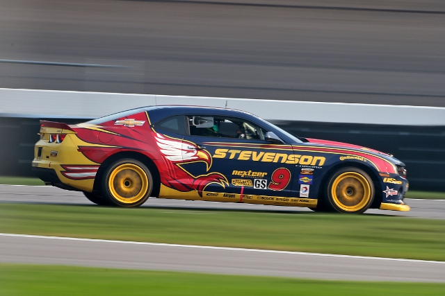 Stevenson Motorsports will concentrate on the Continental Tire seres this season (Credit: Grand-Am)