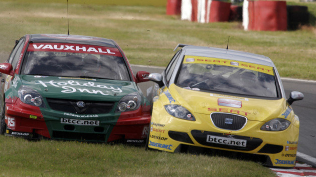 Giovanardi won two BTCC titles in 2007-08 (Photo: PSP Images)