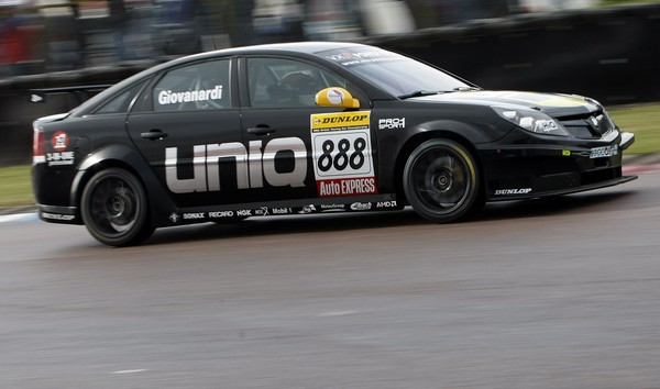 Giovanardi's last appearance in 2010 netted two victories (Photo: PSP Images)