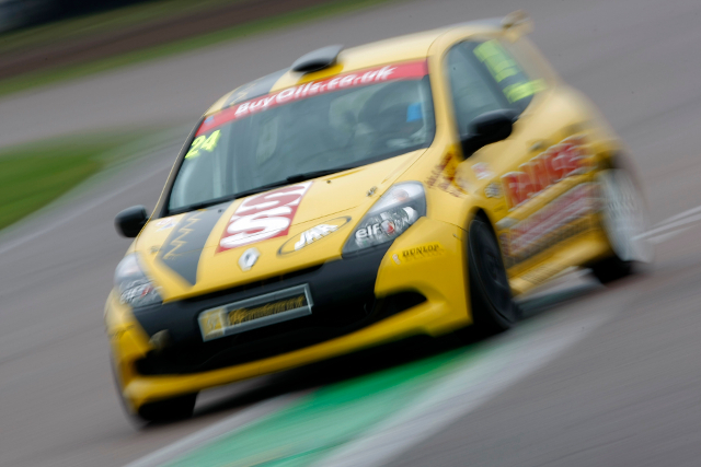 Streather Will Run An Ex-Pattison Clio - Credit: Jakob Ebrey Photography