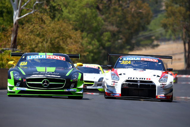 The world's top GT teams will return to Bathurst for next February (Credit: Race Torque Media)