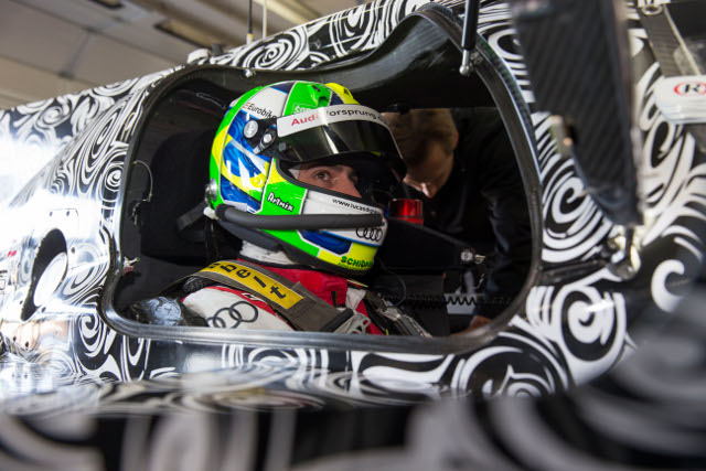 Lucas di Grassi joins the defending WEC champions for a full season (Credit: Audi Motorsport)