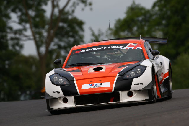 The G55 GT3 will run in the GTV 1 class of the V de V Championship (Credit: Jakob Ebrey Photography)