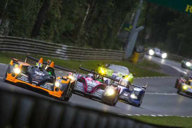 New variety is the story of the LMP classes this year at Le Mans (Credit: Rolex/Jad Sherif)