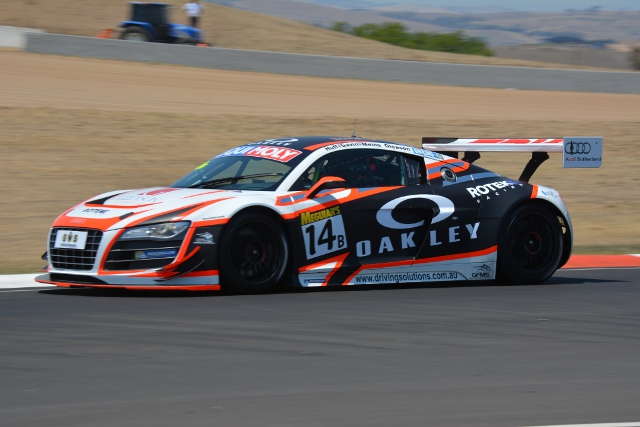 The Oakley sponsored team will lead Class B at the green flag (Credit: BAM Motorsport Promotion)