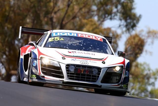 United Autosports, Bathurst 12 Hours (Credit: Race Torque Media)