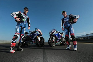 Laverty & Lowes will be charged with bringing success to Suzuki (Photo Credit: Suzuki Racing)