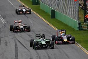 (Photo Credit: Caterham F1 Team