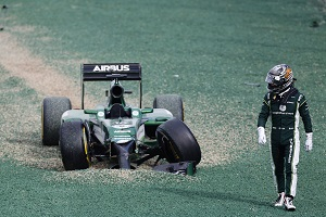 (Photo Credit: Caterham F1 Team)
