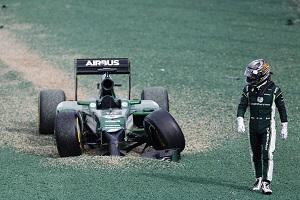 (Photo Credit: Caterham F1 Team)