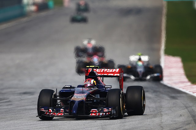 Daniil Kvyat - Photo Credit: Paul Gilham/Getty Images