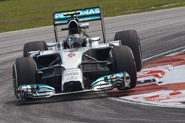 Nico Rosberg - Photo Credit: Mercedes AMG Petronas