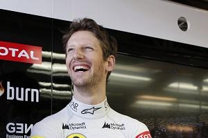 Photo Credit: Alastair Staley/Lotus F1 Team