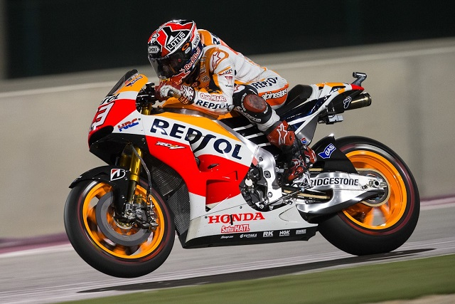MotoGP 2014: Qatar Grand Prix - Race Result - MotoGP - The Checkered Flag
