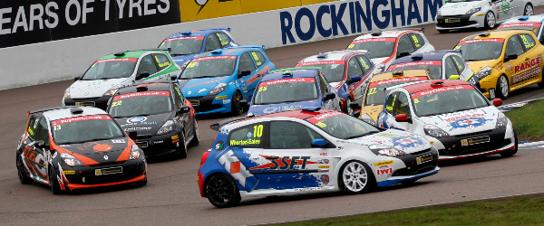 Whorton-Eales Produced The Clio Overtaking Move Of 2013 En-Route To His First Win - Credit:  Jakob Ebrey Photography