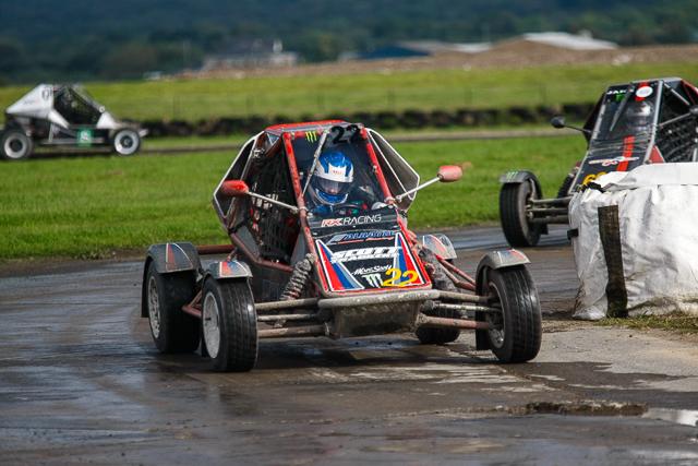 2014 MSA British Rallycross