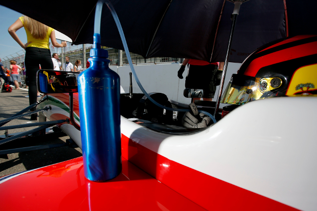 Bernstorff joins the GP3 paddock from the FIA F3 championship (Credit: FIA F3 Media)
