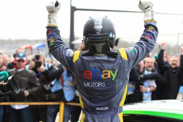 Colin Turkington 2013 race win BTCC