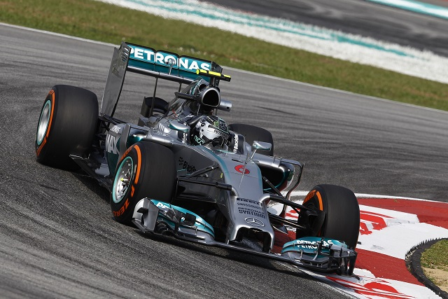 Nico Rosberg - Photo Credit: Mercedes