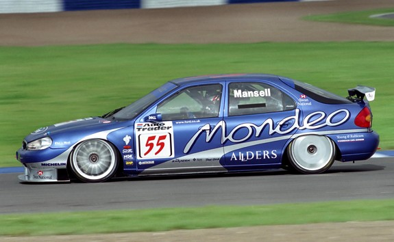 Ford Mondeo Nigel Mansell 1998
