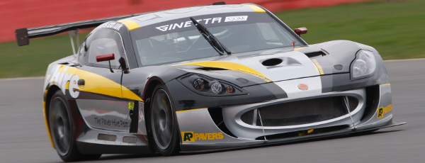 Woodhead Has Shown Some Promising Testing Pace In His G55 GT4 - Credit: Jakob Ebrey Photography