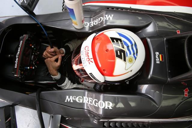 Malaysian GP Friday 28/03/14