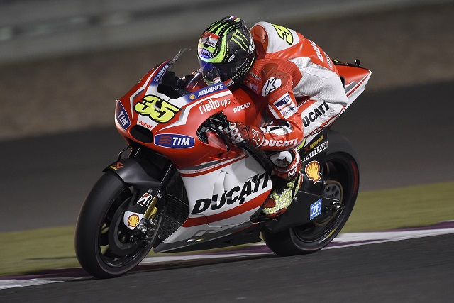 Cal Crutchlow - Photo Credit: Ducati
