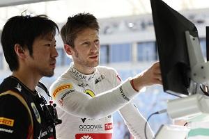 Photo Credit: Alastair Staley/Lotus F1