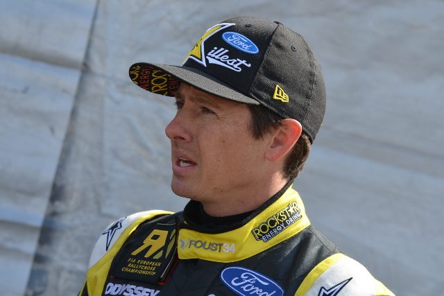 Tanner Foust - Credit: Simon Paice Media