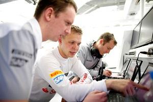 Photo Credit: McLaren Mercedes