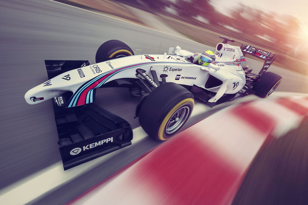 Williams could be the dark horse this season (Williams Martini Racing)