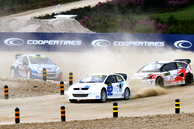World RX Cooper Tires