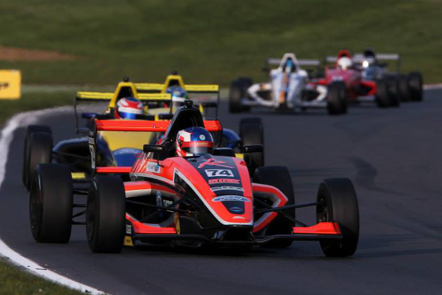 James Abbott (Credit: Formula Ford GB)