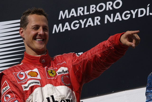 Michael Schumacher - Photo Credit: Ferrari