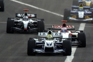 The decision to go radical backfired on Williams and McLaren (Photo Credit: Ferrari)