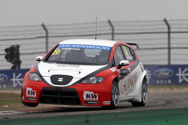 Campos SEAT - Photo Credit: FIA WTCC