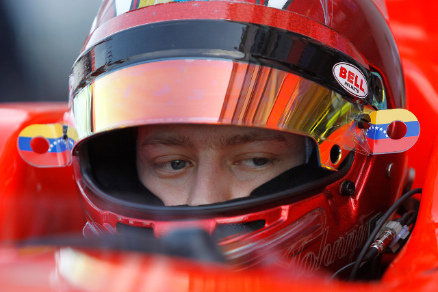 Cecotto endured a tough 2013 with Arden (Credit: Andrew Ferraro/GP2 Media Service)
