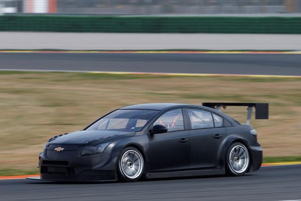 Tom Chilton - Photo Credit: FIA WTCC