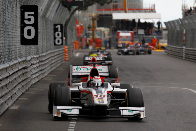 The Monegasque will aim to build on a strong start in 2013 (Credit: Alastair Staley/GP2 Series Media Service)