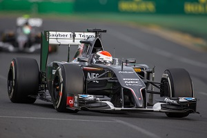 (Photo Credit: Sauber F1 Team)