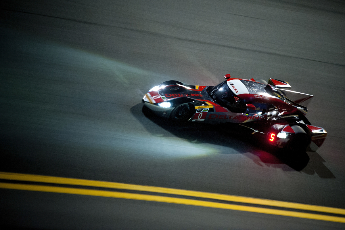 DeltaWing Racing Cars  The Checkered Flag