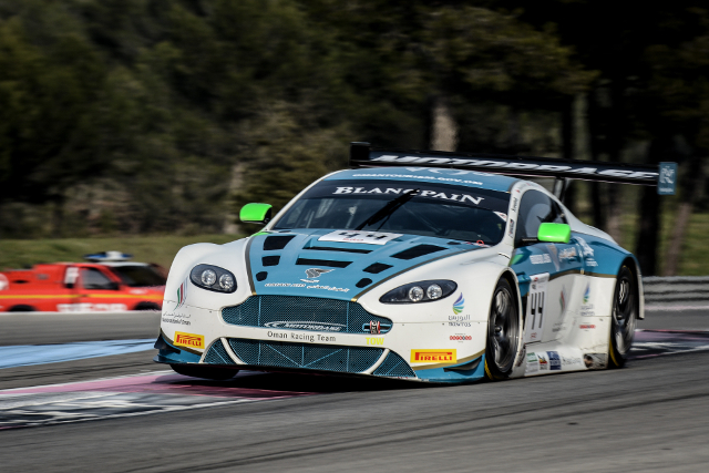 Motorbase's Astons will run under the Oman Racing Team banner (Credit: Xynamic Photography)