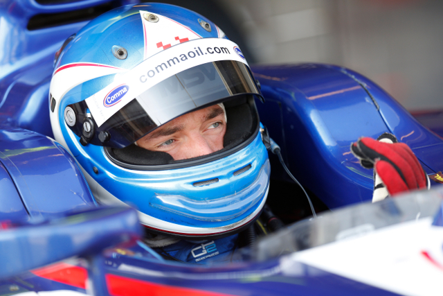 Palmer will join DAMS after spending 2013 at Carlin (Credit: Alastair Staley/GP2 Media Service)
