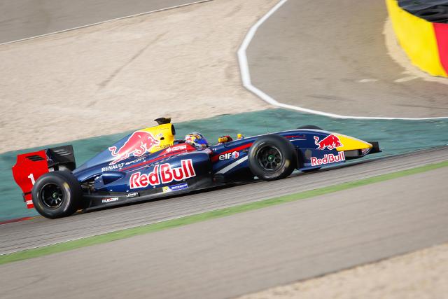 Carlos Sainz Jr. (Credit: Renault Sport)