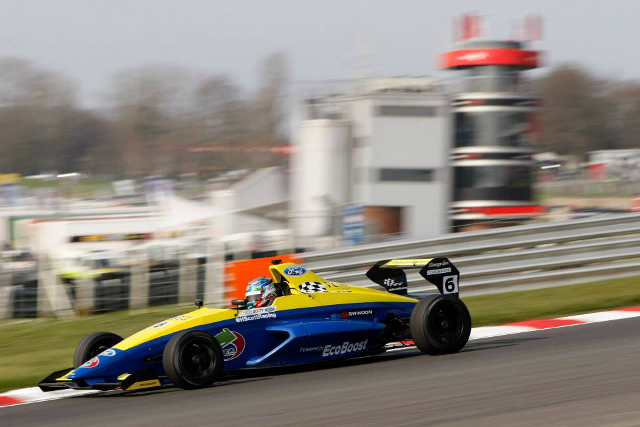 Harrison Scott (Credit: Formula Ford GB)