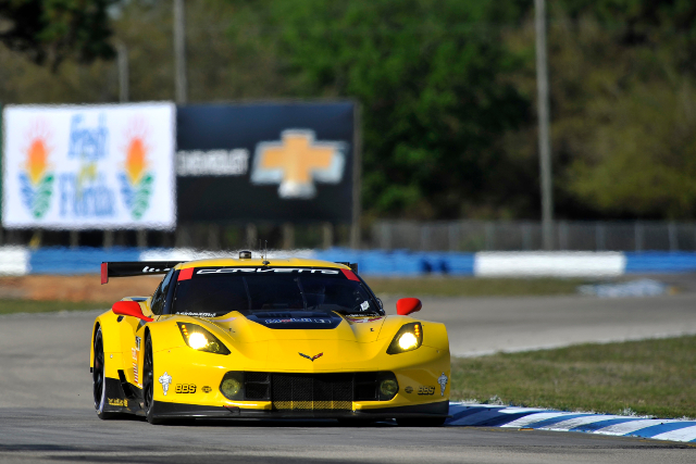 2014 12 Hours of Sebring (Courtesy of IMSA)